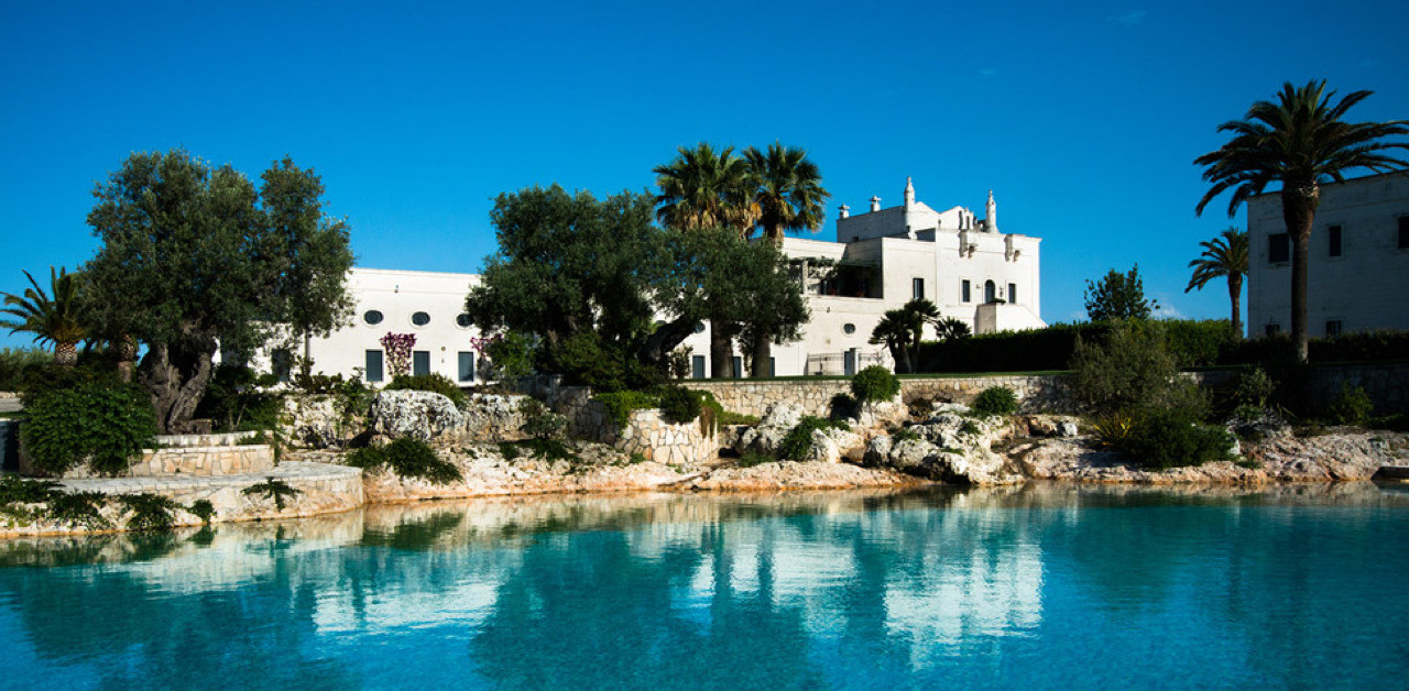 An idea for a weekend of total relaxation? Masseria San Domenico, in Puglia