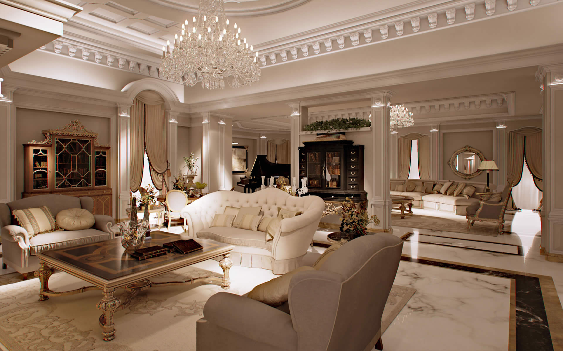 BLOOMBERG, UK REAL ESTATE: THE CRISIS OF LUXURY