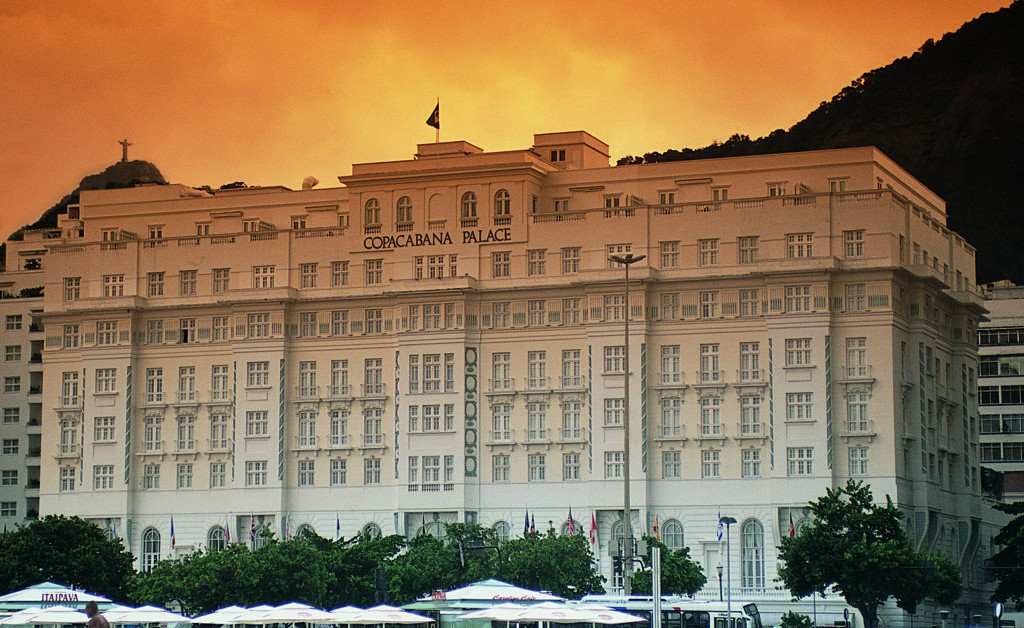 Belmond Copacabana Palace: luxury and scandals in the sun in Rio