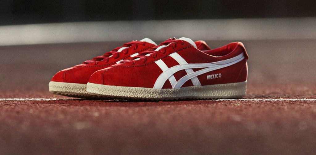 Here it is revealed the story of the birth of the Onitsuka Tiger Stripe