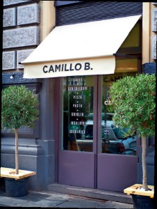 By Camillo B., in Rome, where the table is (also) a game