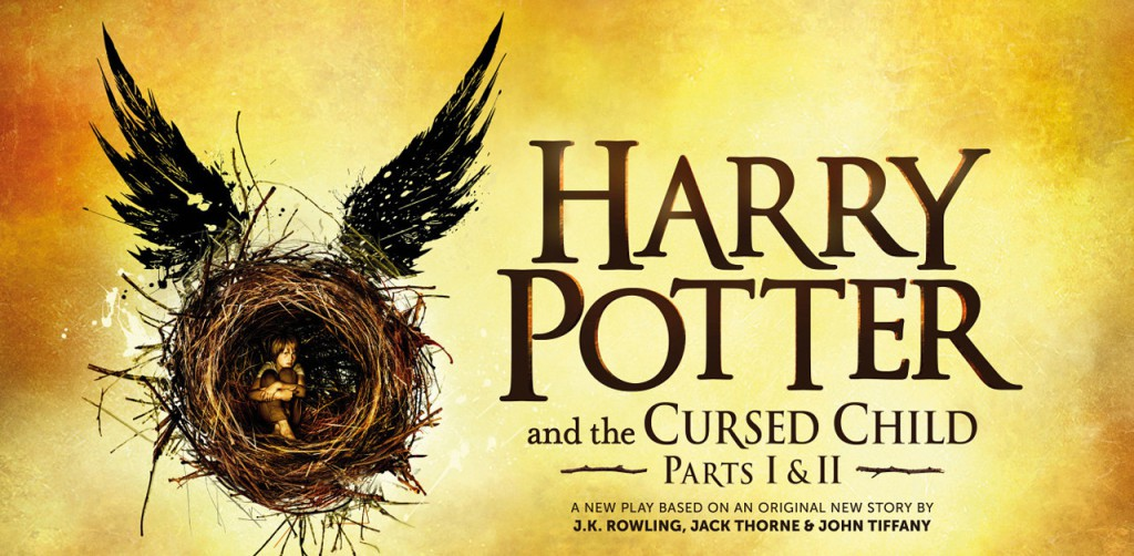 Harry Potter: get a new book, but it is actually a theatrical script