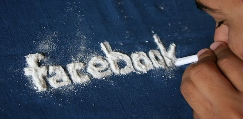 """""""Facebook is like cocaine"""": sure it's that simple?"""