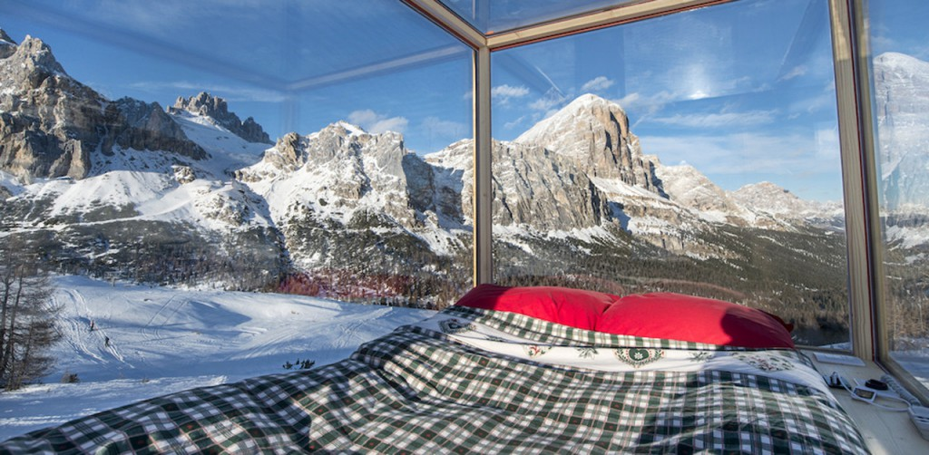 Cortina d'Ampezzo, like reliving the eighties in a weekend