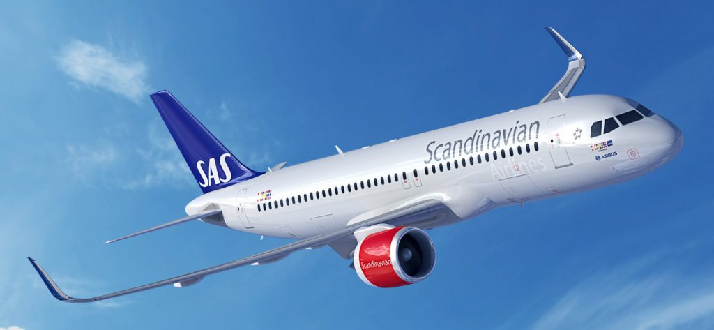 SAS THE SUMMER NEW ROUTE FROM STOCKHOLM TO IBIZA