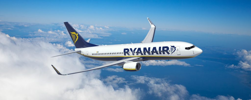 Ryanair summer 2018: low cost flights from Rome and Milan