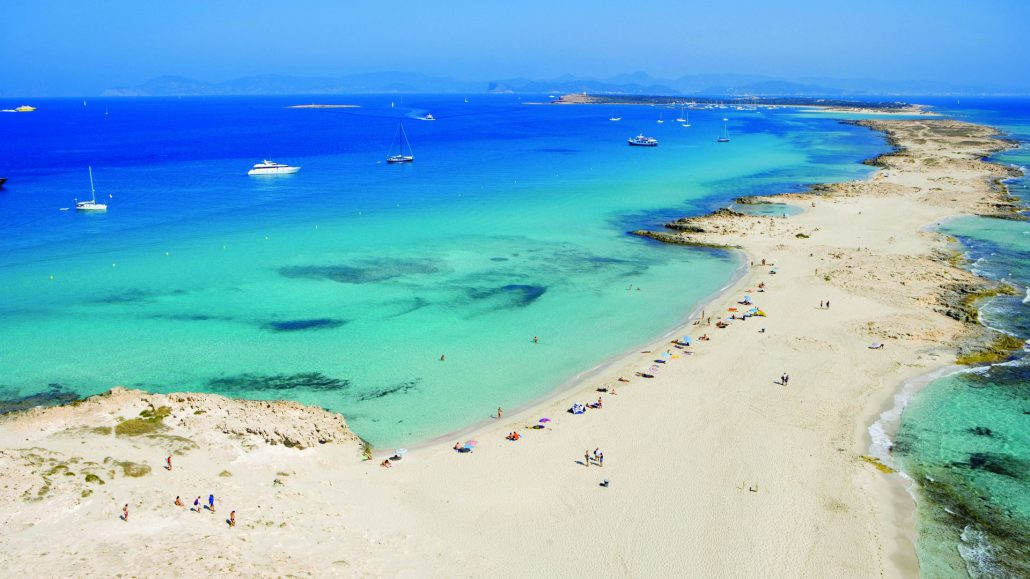 S'Espalmador, the Balearic island sold to a magnate